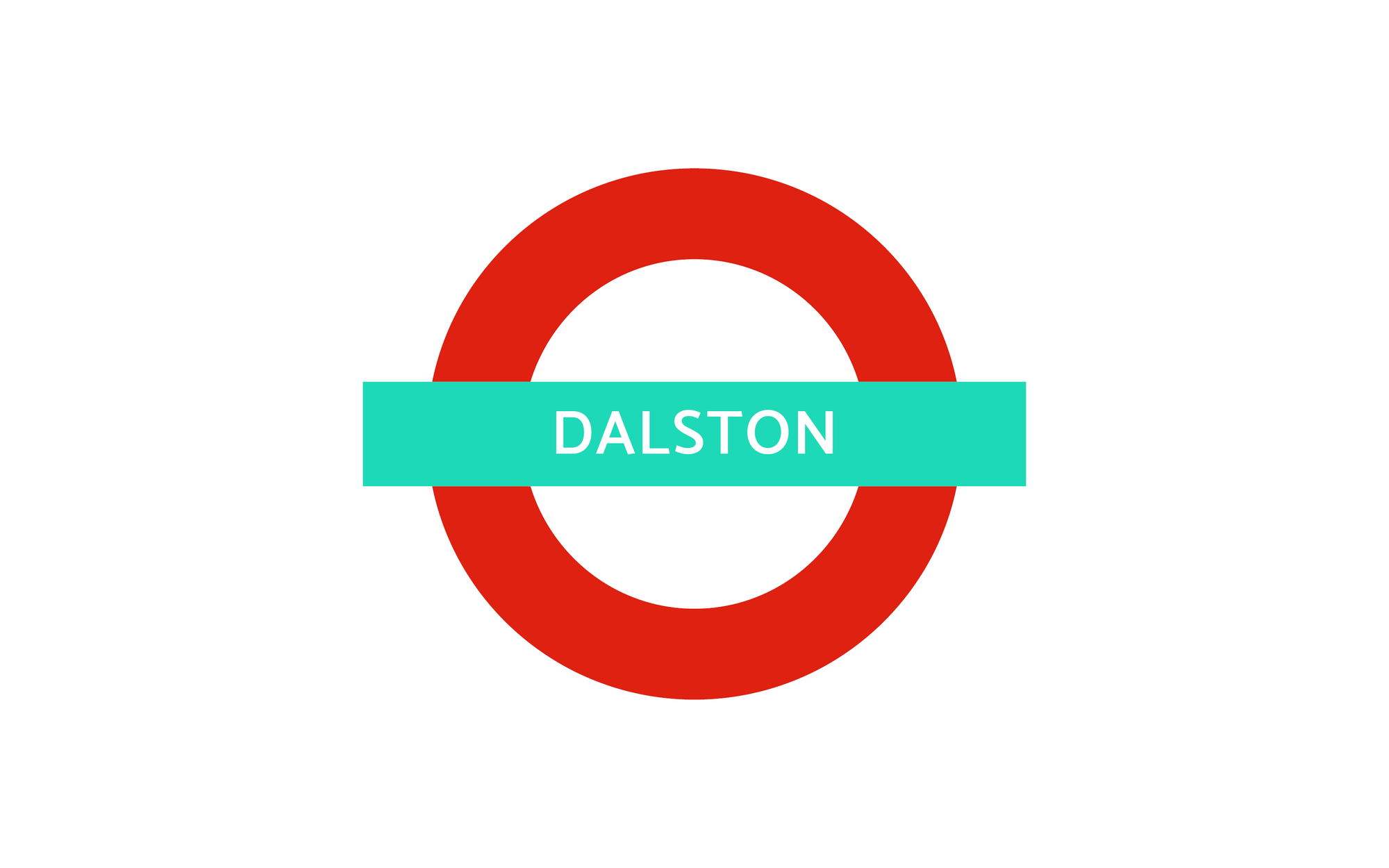 Living in Dalston