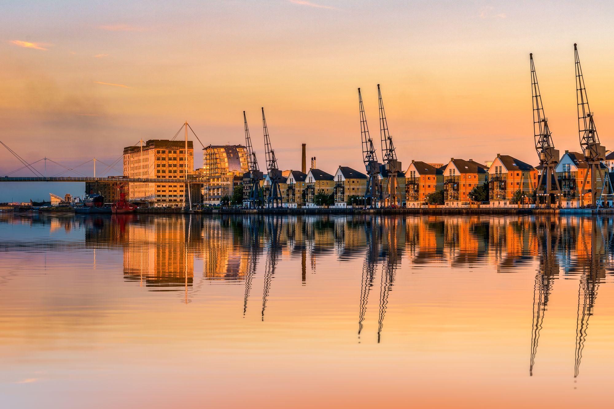 Living in Royal Docks