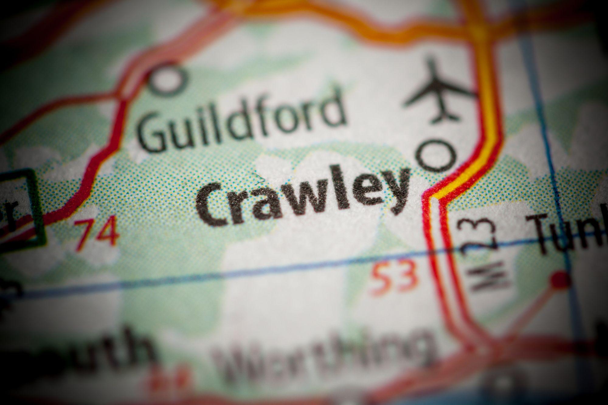 Living in Crawley